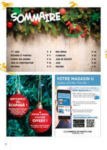 Catalogue Super U France Noël 2016 page 2