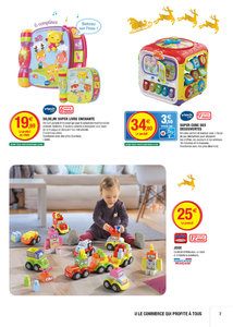 Catalogue Super U France Noël 2016 page 7