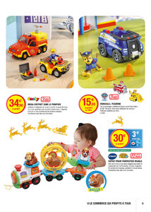Catalogue Super U France Noël 2016 page 9