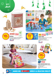 Catalogue Super U France Noël 2016 page 10