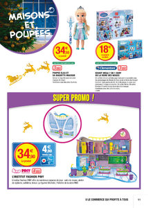 Catalogue Super U France Noël 2016 page 11