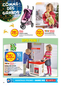 Catalogue Super U France Noël 2016 page 14