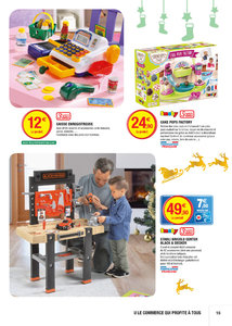 Catalogue Super U France Noël 2016 page 15