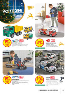Catalogue Super U France Noël 2016 page 17