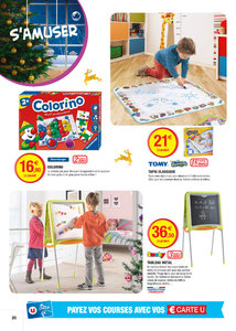 Catalogue Super U France Noël 2016 page 20