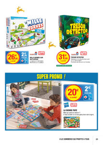 Catalogue Super U France Noël 2016 page 23