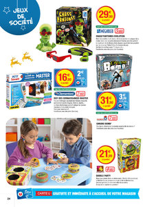 Catalogue Super U France Noël 2016 page 24