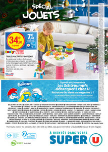 Catalogue Super U France Noël 2016 page 28
