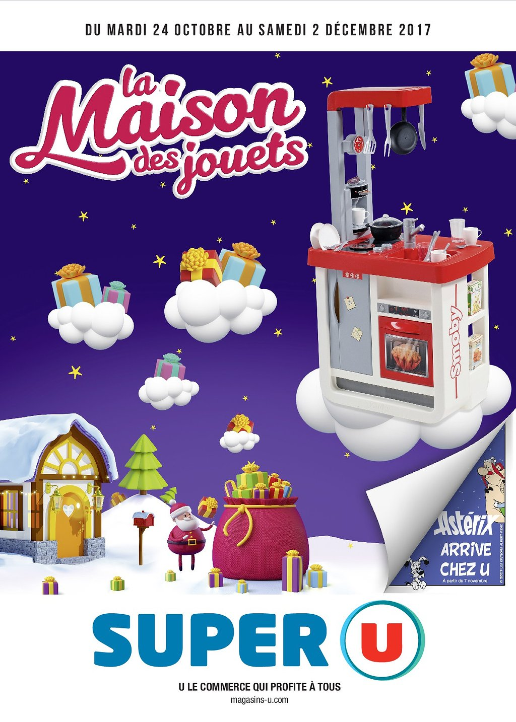 catalogue de jouets noel 2018 super u Catalogue Super U France Noël 2017 | Catalogue de jouets catalogue de jouets noel 2018 super u