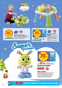 Catalogue Super U France Noël 2017 page 10