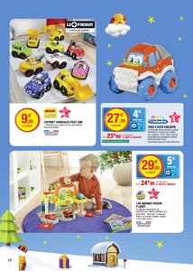 Catalogue Super U France Noël 2017 page 12