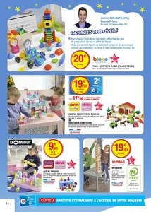 Catalogue Super U France Noël 2017 page 14