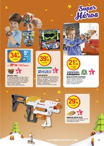 Catalogue Super U France Noël 2017 page 21