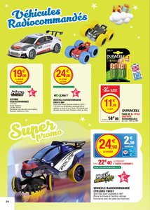 Catalogue Super U France Noël 2017 page 24