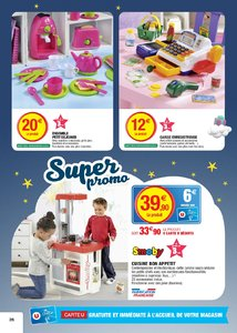 Catalogue Super U France Noël 2017 page 26