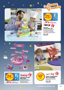 Catalogue Super U France Noël 2017 page 27