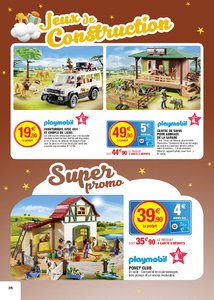 Catalogue Super U France Noël 2017 page 28