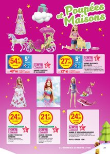 Catalogue Super U France Noël 2017 page 31