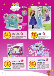 Catalogue Super U France Noël 2017 page 32