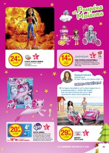 Catalogue Super U France Noël 2017 page 33