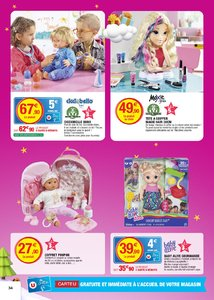 Catalogue Super U France Noël 2017 page 34
