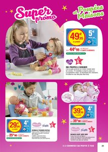 Catalogue Super U France Noël 2017 page 35