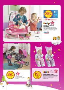 Catalogue Super U France Noël 2017 page 36