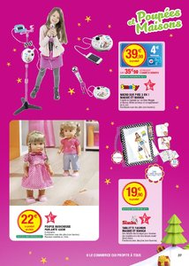 Catalogue Super U France Noël 2017 page 37