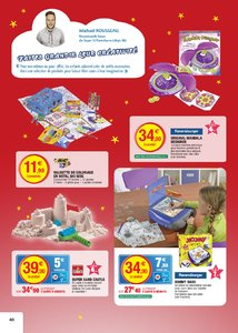 Catalogue Super U France Noël 2017 page 40