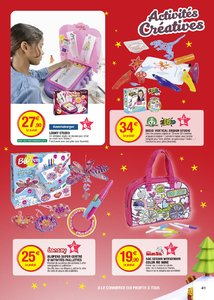 Catalogue Super U France Noël 2017 page 41