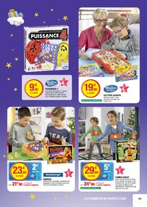 Catalogue Super U France Noël 2017 page 43