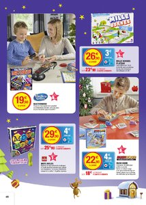 Catalogue Super U France Noël 2017 page 48
