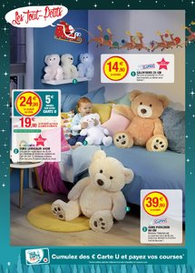 Catalogue Super U France Noël 2018 (catalogue plus gros) page 6
