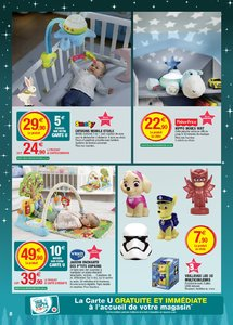 Catalogue Super U France Noël 2018 (catalogue plus gros) page 8