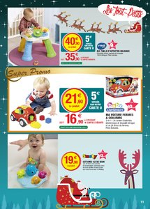 Catalogue Super U France Noël 2018 (catalogue plus gros) page 11