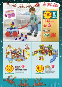 Catalogue Super U France Noël 2018 (catalogue plus gros) page 13