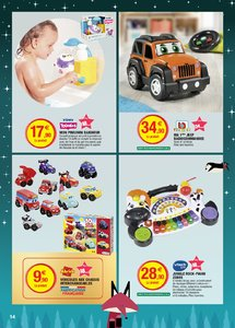 Catalogue Super U France Noël 2018 (catalogue plus gros) page 14