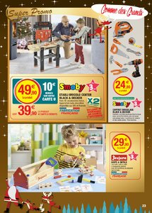 Catalogue Super U France Noël 2018 (catalogue plus gros) page 23