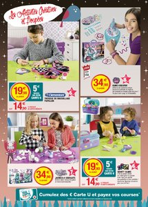Catalogue Super U France Noël 2018 (catalogue plus gros) page 24