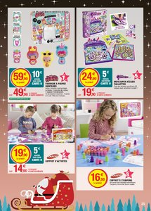 Catalogue Super U France Noël 2018 (catalogue plus gros) page 25