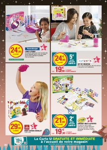 Catalogue Super U France Noël 2018 (catalogue plus gros) page 26