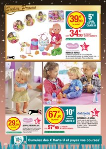 Catalogue Super U France Noël 2018 (catalogue plus gros) page 28