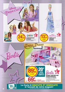 Catalogue Super U France Noël 2018 (catalogue plus gros) page 30