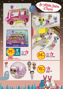 Catalogue Super U France Noël 2018 (catalogue plus gros) page 33