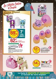Catalogue Super U France Noël 2018 (catalogue plus gros) page 34