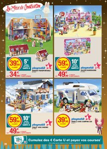 Catalogue Super U France Noël 2018 (catalogue plus gros) page 36