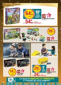 Catalogue Super U France Noël 2018 (catalogue plus gros) page 38