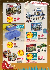 Catalogue Super U France Noël 2018 (catalogue plus gros) page 39