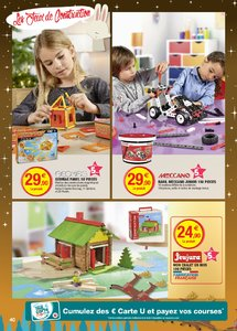 Catalogue Super U France Noël 2018 (catalogue plus gros) page 40
