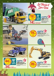 Catalogue Super U France Noël 2018 (catalogue plus gros) page 41